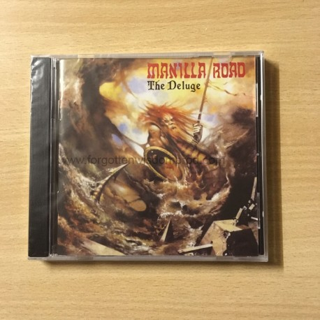 "MANILLA ROAD ""The Deluge"" CD"