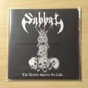"SABBAT ""The Devil's Sperm is cold"" 7""EP"