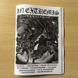 IN EXTREMIS Zine n°61