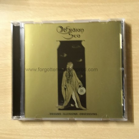 "OBSIDIAN SEA ""Dreams, Illusions, Obsessions"" CD"