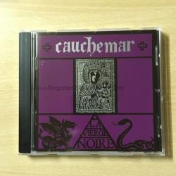 "CAUCHEMAR ""La Vierge noire"" CD"