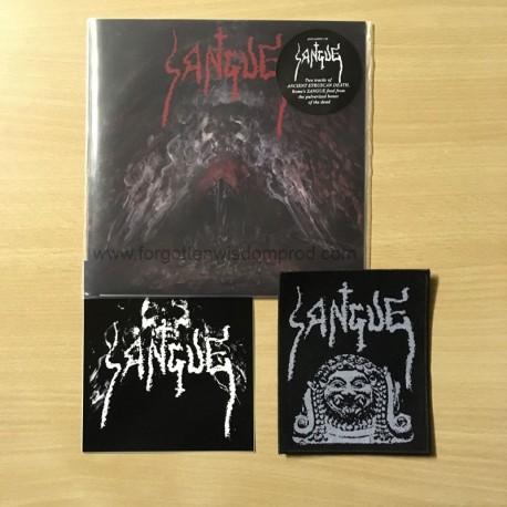 """SANGUE """"Sangue"""" 7""""EP"""