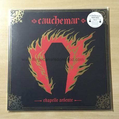 """CAUCHEMAR """"Chapelle ardente"""" 12""""LP"""