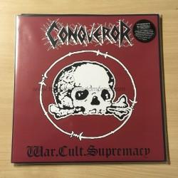 """CONQUEROR """"War.Cult.Supremacy"""" 2x12""""LP"""