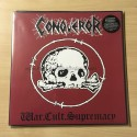 "CONQUEROR ""War.Cult.Supremacy"" 2x12""LP"