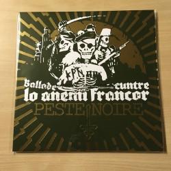 "PESTE NOIRE ""Ballade cuntre lo Anemi Francor"" 12""LP"