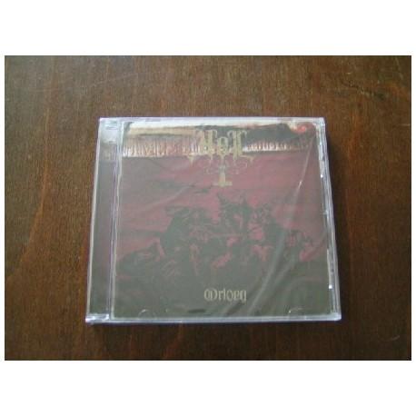 """HEL """"Orloeg"""" CD"""