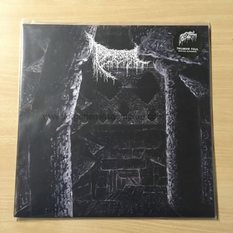 """TRIUMVIR FOUL """"Spiritual Bloodshed"""" 12""""LP"""