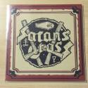 """SATAN'S CROSS """"Satan's Cross"""" 7""""EP"""