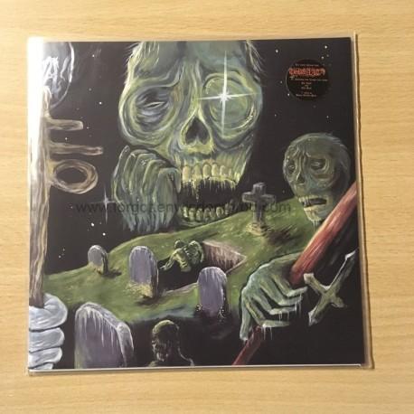 "THROAAT ""The Light/Evil Dead"" 7""EP"