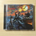 "IRON KOBRA ""Might and Magic"" CD"