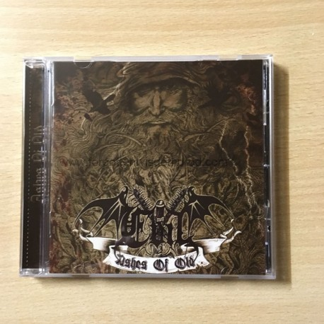 "EVIL ""Ashes of Old"" CD"