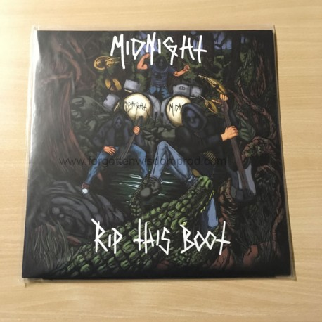 "MIDNIGHT ""Rip this Boot"" 12""LP"