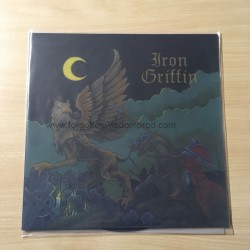 "IRON GRIFFIN ""Iron Griffin"" 12""LP"