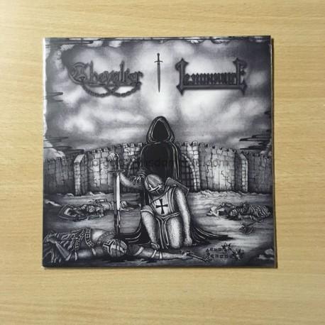 """CHEVALIER/LEGIONNAIRE split 7""""EP"""