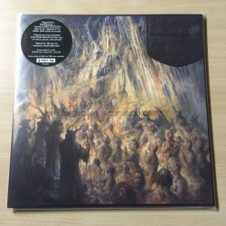 "INQUISITION ""Magnificent Glorification of Lucifer"" 2x12""LP"