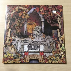 "SOLITUDE AETURNUS ""Through the Darkest Hour"" 12""LP"