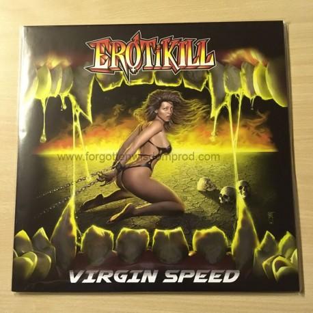 "EROTIKILL ""Virgin Speed"" 12""LP"