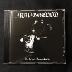 "ARMAGGEDON ""The Satanic Kommandantur"" CD"