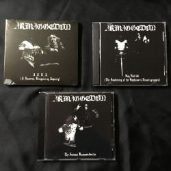 ARMAGGEDON 3 CD PACK
