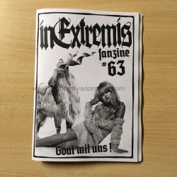 IN EXTREMIS Zine 63