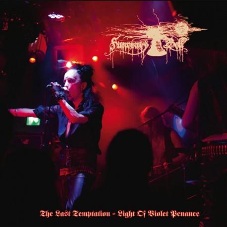 "FUNERARY BELL ""The Last Temptation - Light of Violet Penance"" slipcase CD"