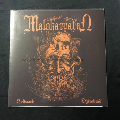 "MALOKARPATAN/DEMON'S GATE split 7""EP"