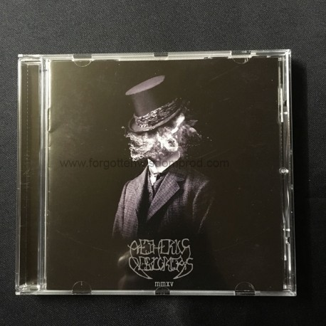 """AETHERIUS OBSCURITAS """"MMXV"""" CD"""