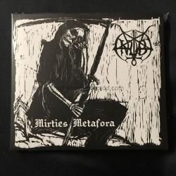 """ANUBI """"Mirties Metafora"""" Digipack CD"""