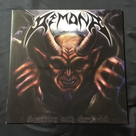 "DEMONA ""Speaking with the Devil"" 12""LP"