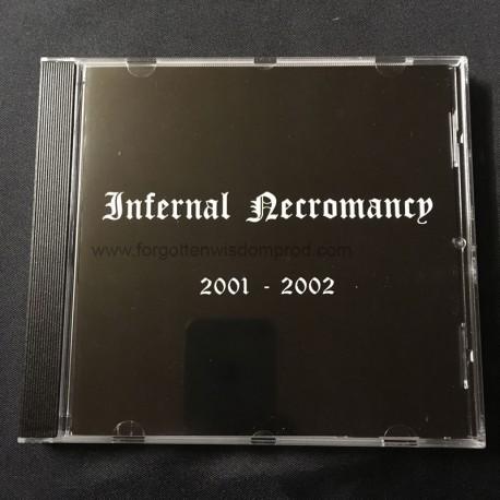 "INFERNAL NECROMANCY ""2001-2002"" CD"