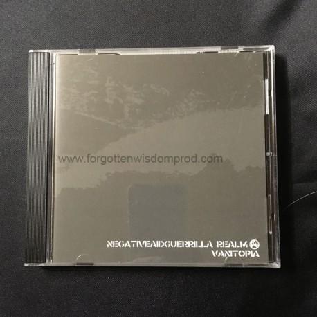 "NEGATIVEAIDGUERRILLA REALM (Japan) ""Vanitopia"" MCD"