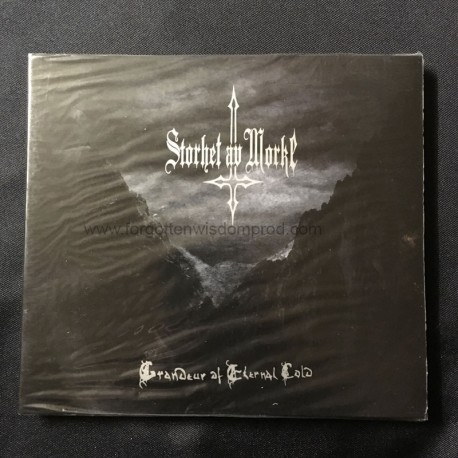 "STORHET AV MORKE ""Grandeur of Eternal Cold"" Digipack CD"