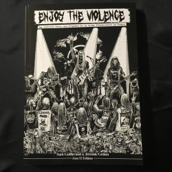 ENJOY THE VIOLENCE livre