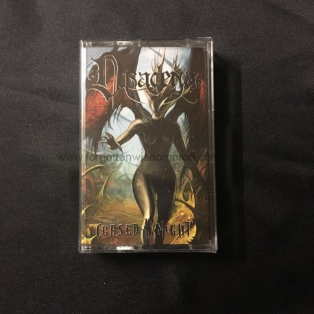 "DRACENA ""Cursed to the Night"" Pro Tape"