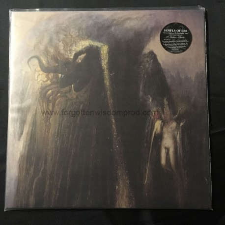 "HOWLS OF EBB ""Cursus Impasse: The Pendlomic Vows"" 12""LP"