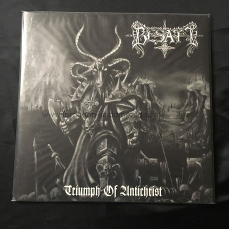 "BESATT ""Triumph of the Antichrist"" 12""LP"