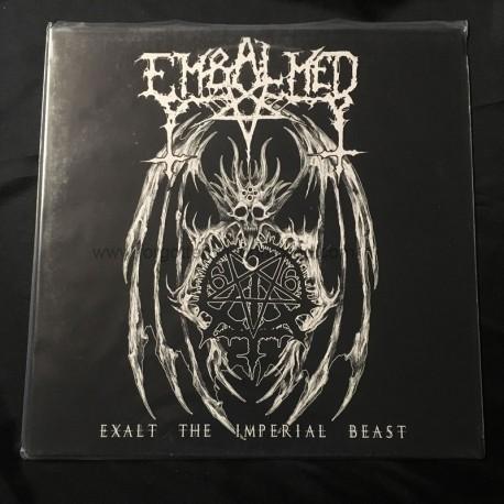 "EMBALMED ""Exalt The Imperial Beast"" 12""LP"