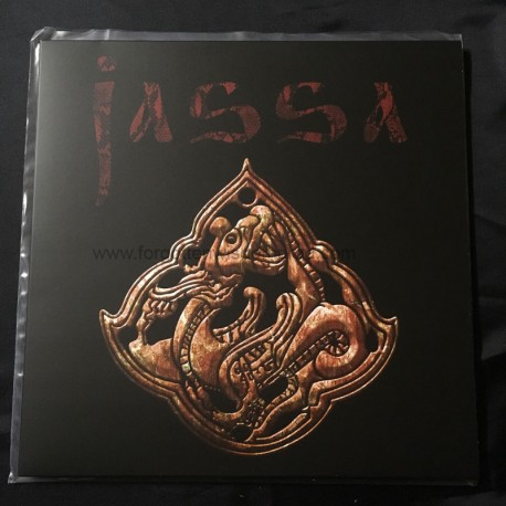 "JASSA ""Lights in the Howling Wilderness"" 12""LP"