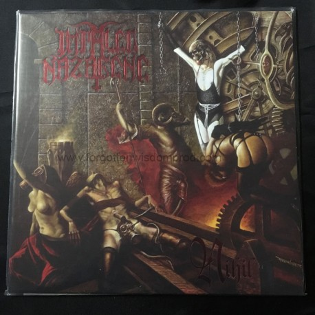 "IMPALED NAZARENE ""Nihil"" 12""LP"