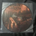 "THRONEUM ""Ceremonial Abhorence & Darkness"" 12""picLP"