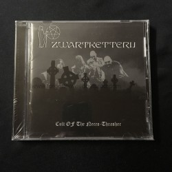 "ZWARTKETTERIJ ""Cult of the Necro-Thrasher"" CD"