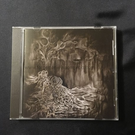 "PALACE OF WORMS ""The Forgotten"" CD"