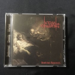"INFERNAL CONJURATION ""Death has appeared"" MCD"