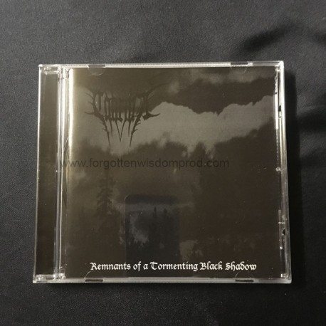 "TAARMA ""Remnants of a Tormenting Black Shadow"" CD"