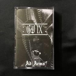 "GRAVENFELD IX ""Ad Arma"" Demo"