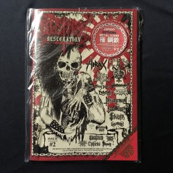 BESTIAL DESECRATION Zine issue 2