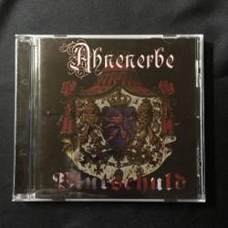 AHNENERBE/BLUTSCHULD split CD 2nd hand