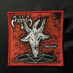 "SABBAT ""Desecration"" patch"