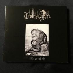 """TROLLSKOGEN """"Einsamkeit"""" Digipack CD"""
